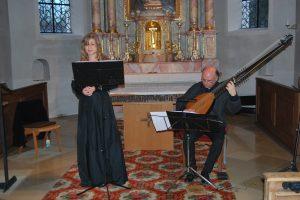 Konzert in St. Mauritius, Grafrath-Unteralting, 2017