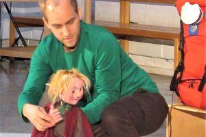 """Theaterstück """"Der kleine Pilger"""", Jan. 2020"""