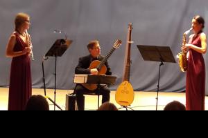 "Konzert ""Vive la France"" mit Ensemble Varié, 2018"
